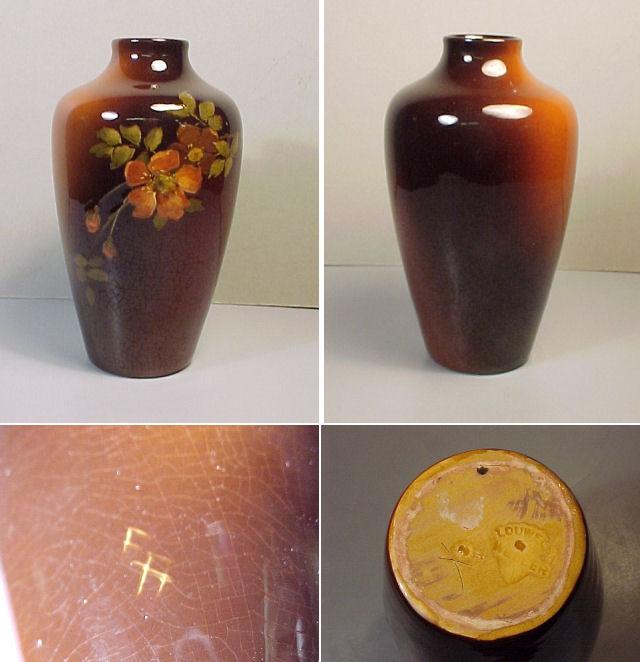 Weller Vase Vase And Cellar Image Avorcor